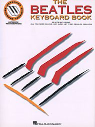 The Beatles: The Beatles Keyboard Book