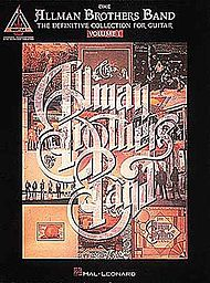 The Allman Brothers Band: The Definitive Collection For Guitar - Volume 1