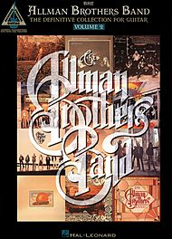 The Allman Brothers Band: The Definitive Collection For Guitar - Volume 2
