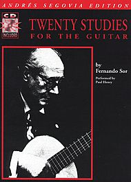 Fernando Sor: Twenty Studies For The Guitar
