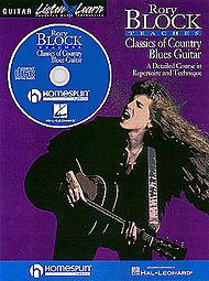 Rory Block Teaches Classics of Country Blues Guitar