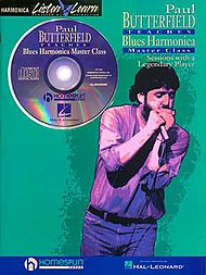 Paul Butterfield - Blues Harmonica Master Class