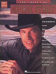 George Strait: The Best Of George Strait - Easy Guitar