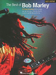 Bob Marley: The Best of Bob Marley - Easy Guitar