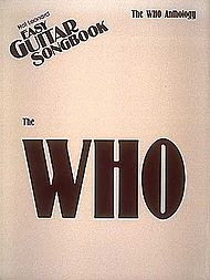 The Who: Anthology - Easy Guitar