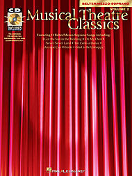 Musical Theatre Classics - Mezzo-Soprano/Belter Volume 2 - Book/CD