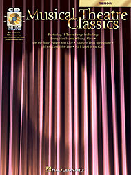 Musical Theatre Classics - Tenor