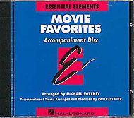 Movie Favorites - Accompaniment CD Only
