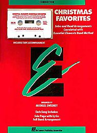 Christmas Favorites - Conductor Score/CD
