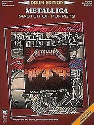 Metallica: Master Of Puppets - Drums