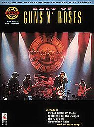 Guns N'' Roses Easy Recorded Versions*