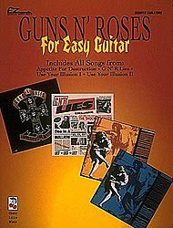 Guns N'' Roses: Guns N'' Roses For Easy Guitar