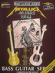 Metallica: And Justice for All - Bass