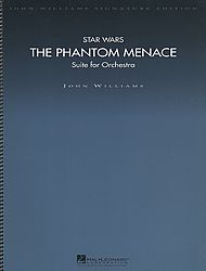 John Williams: Star Wars - The Phantom Menace (Suite for Orchestra) - Deluxe Score
