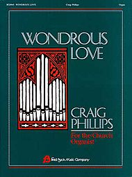 Wondrous Love - Organ