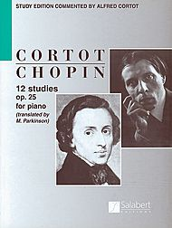 Frederic Chopin: 12 Etudes, Op. 25