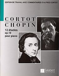 Frederic Chopin: 12 Etudes, Op. 10