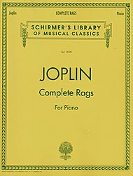Scott Joplin: Complete Rags for Piano