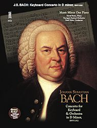J.S. BACH Concerto in D minor, BWV1052 (Digitally Remastered 2 CD set)