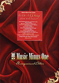 Air on a G String: Favorite Encores with Orchestra (Easy-Medium)
