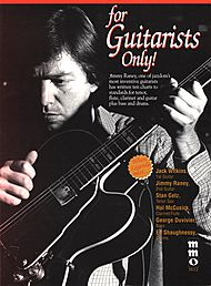 For Guitarists Only! Jimmy Raney Small Band Arrangements