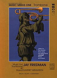 Intermediate Trombone Solos, vol. II (Jay Friedman)