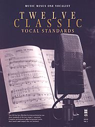 Twelve Classic Vocal Standards