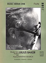 Intermediate Flute Solos, vol. I (Julius Baker)