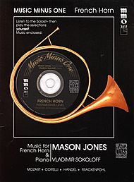 Intermediate French Horn Solos, vol. III (Mason Jones)