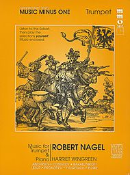 Intermediate Trumpet Solos, vol. I (Robert Nagel)
