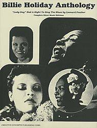 Billie Holiday: Billie Holiday Anthology
