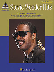 Stevie Wonder: Hits - Guitar