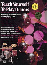 Teach Yourself To Play Drums - Book/CD