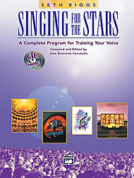 Singing For The Stars (Revised) - Book And 2 Cds