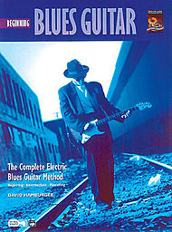 Beginning Blues Guitar (book & Enhanced Cd)
