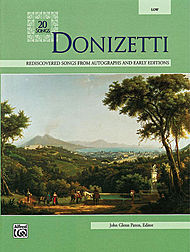 Donizetti - 20 Songs (Low)