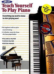 Teach Yourself To Play Piano - Book/Enhanced CD
