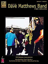 Dave Matthews Band: Best Of The Dave Matthews Band For Drums