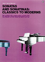 Sonatas And Sonatinas: Classics To Moderns: (MFM 67)