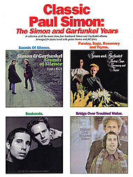 Simon And Garfunkel: Classic Paul Simon - The Simon And Garfunkel Years