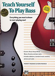 Teach Yourself To Play Bass - Book/CD