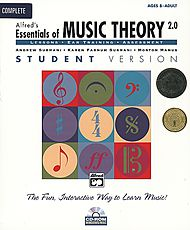 Alfred''s Essentials of Music Theory 2.0 - Complete (CD-ROM)