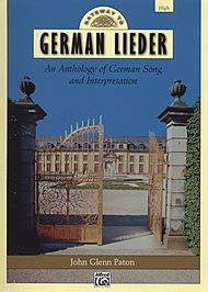 Gateway To German Lieder - Book And 2 Accompaniment Cds (High)