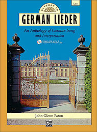 Gateway To German Lieder - Book And 2 Accompaniment Cds (Low)