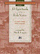 Mark Hayes Vocal Solo Collection - 10 Spirituals For Solo Voice/accompaniment Cd (medium High)