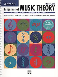 Alfred''s Essentials of Music Theory - Complete (Book/CDs)