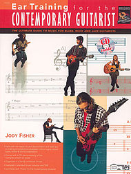 Ear Training For The Contemporary Guitarist (book & Cd)