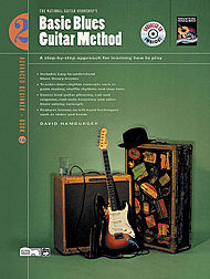 Basic Blues Guitar Method, Book 2 (book & Enhanced Cd)