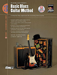 Basic Blues Guitar Method, Book 3 (Book & Cd)
