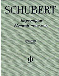 Franz Schubert: Impromptus and Moments musicaux